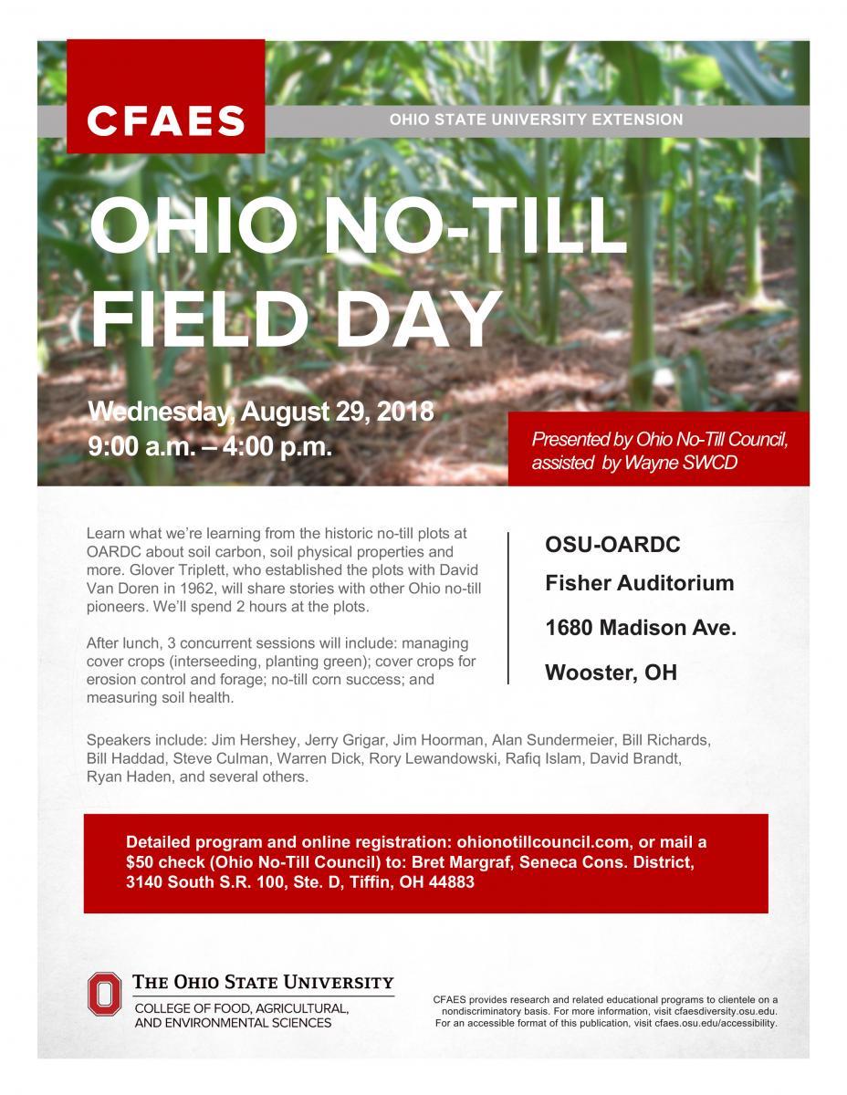Ohio No-Till Field Day
