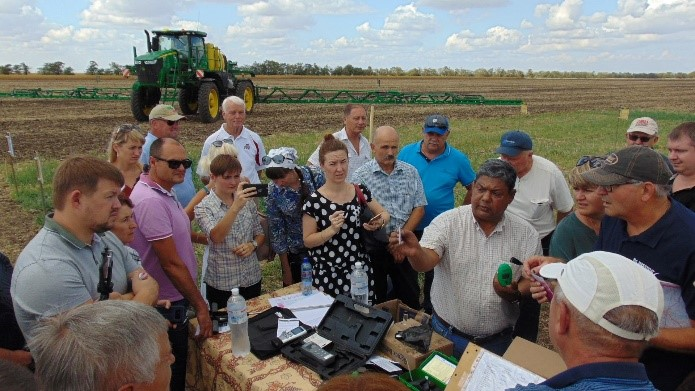 Soil Testing in Ukraine