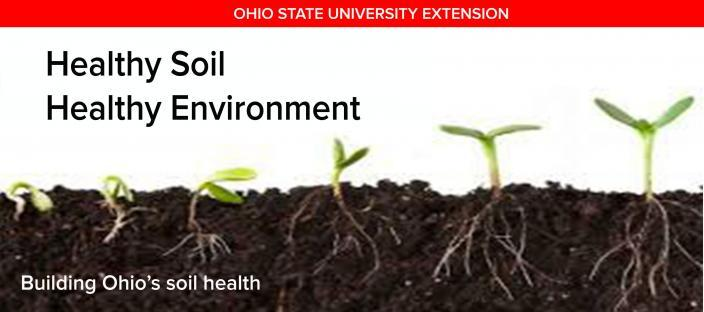Healthy soil, healthy environment