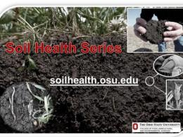 Soil Health Series Banner